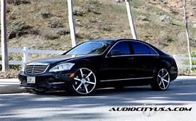 Mercedes Benz S500/S550/S600 26 Inch R6 SIX Lexani Wheels