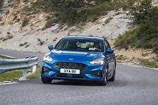new ford focus st line 2018 review can it beat the vw