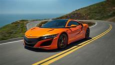 2019 acura nsx first review