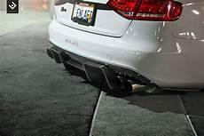 1 548 00 enlaes audi b8 s4 a4 rear diffuser carbon fiber