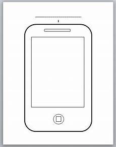 iphone smartphone template by 4thisfantastic teachers