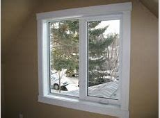 contemporary window trim ideas   Contemporary Interior