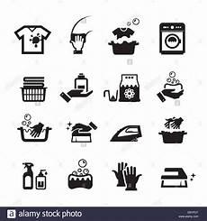 wäsche waschen symbole w 228 sche waschen symbole festgelegt sammlung icons auf