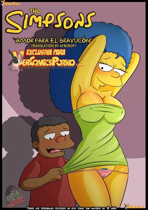 Marge Simpson Porn Game