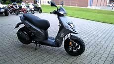 piaggio tph 50 11 roller scooter grau 2011