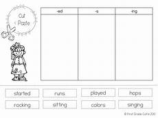 inflectional endings inflectional endings first grade words 2nd grade reading