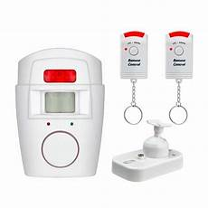 ir infrared motion sensor detector wireless remote