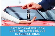 Leasing Loa Lld Auto International