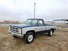 old car owners manuals 2011 gmc sierra 2500 auto manual selling at no reserve 1983 gmc high sierra 2500 standard cab 4x4 all original for sale photos
