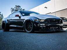 generation 6 mustang widebody sixth ford mustang by trufiber dpccars