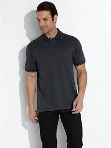 daniel hechter solid s polo neck black t shirt buy
