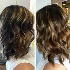 modèle coupe de cheveux femme le balayage pour brune quelle est la meilleure option