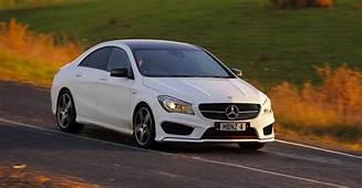 Mercedes Benz CLA Class Review CLA250 Sport 4MATIC