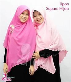 Cara Memakai Jilbab Segi Empat Dengan Syar I Tutorial