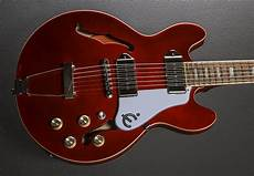 epiphone casino coupe review casino coupe cherry dave s guitar shop