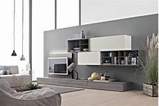 meuble de salon modulable composition contemporaine modulable mailleux photo 1 20