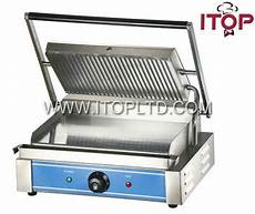 Professional Electric Panini Grill Toaster Buy Panini