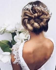65 new bridal wedding hairstyles to try deer pearl flowers