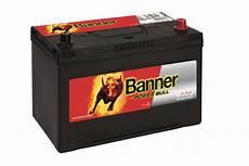 Banner Power Bull P9504 Bannerbaterie Sk