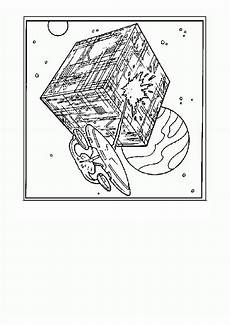 trek free colouring pages
