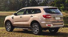 this is it 2019 ford endeavour everest suv officially