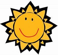 Sun Shinning Clipart
