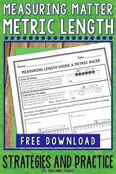 physical science measurement worksheets 13142 measuring length with a metric ruler physical properties activity physical properties