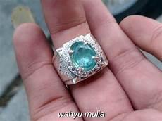 Zamrud Emerald Beryl 2 5 Ct batu cincin emerald beryl colombia asli kode 796 wahyu