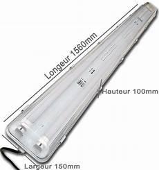 Reglette Neon Led 150 Cm Reglette Fluo Etanche 150 Cm 2