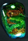 1000  Images About Custom Airbrush Art On Pinterest Red