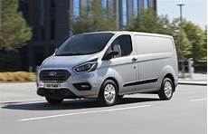 ford transit custom phev l utilitaire hybride rechargeable