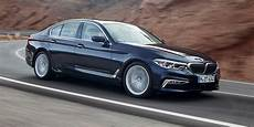 2017 Bmw 5 Series Revealed Lighter New 5er Heavy On