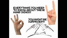 You Need To What These Signs