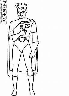Robin Malvorlagen Novel Batman Und Robin Ausmalbilder Superhelden Malvorlagen