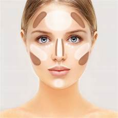 sculpting how to contour according to your shape