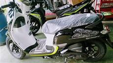 Skotlet Motor Scoopy 2018 by Retro Matic Fitur Lengkap Nomor 1 Di Indonesia Scoopy 2018