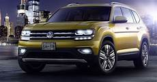 volkswagen unveils new 2018 atlas its largest suv for u s