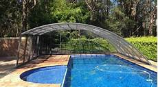 abri de piscine prix prix d un abri de piscine co 251 t moyen tarif de pose