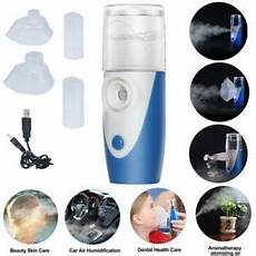 Mini Portable Hamburger Rechargeable Travel by Mini Portable Travel Rechargeable Ultrasonic Nebulizer