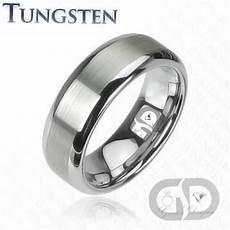 tungsten carbide 8mm mens ring anniversary engagement wedding band sizes 8 16 ebay