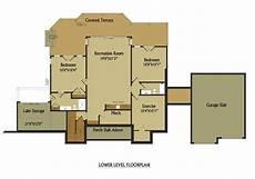 open floor house plans with walkout basement open living floor plan lake house design with walkout