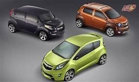 Chevrolet To Make India Its New Small Car Hub &187 MotorOctane