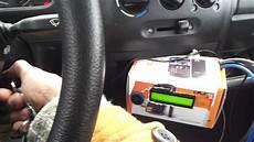 raspberry pi powered car radio