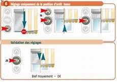 reglage fin de course somfy reprogrammer un moteur somfy radio jeposemonvolet fr