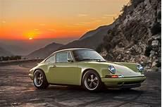 Singer Reveals 1990 Porsche 911 Manchester Gtspirit