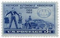 american automobile association aaa 50th anniversary u