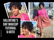 Valentines Day Makeup Tutorial Ootd Jenellbstewart