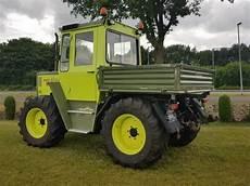 Mercedes Mb Trac 700 Tractor