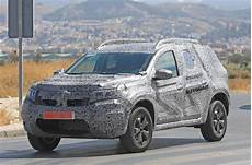 next dacia duster breaks cover ahead of 2018 launch autocar