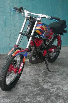 Rx K Modif by Koleksi Foto Modifikasi Motor Rx King Standar Terlengkap